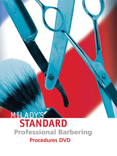Procedures DVD for Milady's Standard Professional Barbering PDF