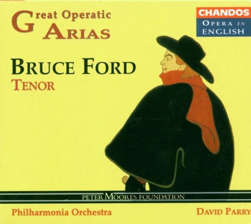 Bruce Ford - Great Operatic Arias