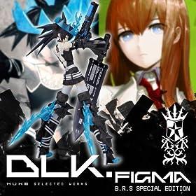 huke氏初画集「BLK」限定版 (figma BRSB同梱)