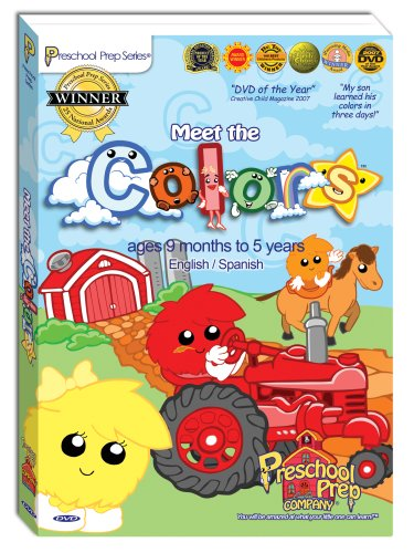 meet the colors dvd 1