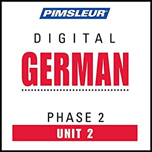 German Phase 2, Unit 02 Audiobook