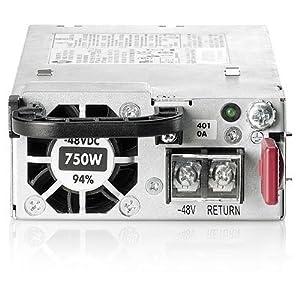 HP 636673-B21 Common Slot Power Supply Kit - Power supply - hot-plug ( plug-in module ) - -48 V - 750 Watt