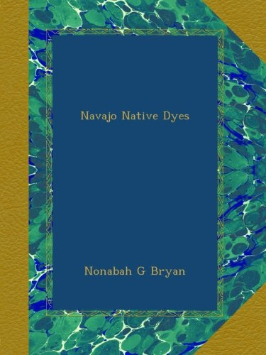 Navajo Native Dyes (Navajo Native Dyes compare prices)