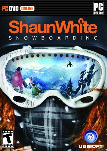 Shaun White Snowboarding  (Fr/Eng software)