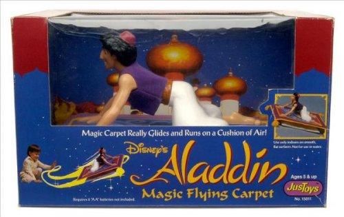 DISNEY'S ALADDIN MAGIC FLYING CARPET
