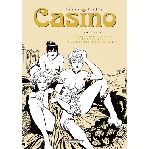 Casino, Tome 1 (French Edition) Leone Frollo