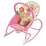 Fisher-Price - Infant to Toddler Rocker, Pink