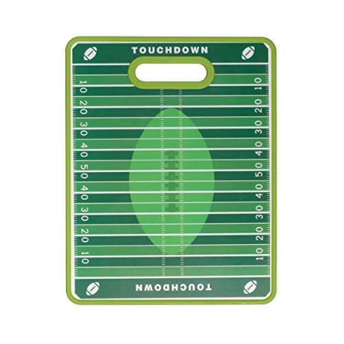 Farberware Non-Slip Football Cutting Board, 11 By 14-Inch