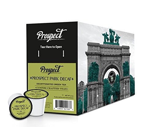 Prospect Tea Snpr5818-48 Prospect Park Decaf Tea - 48 Count