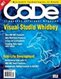 img - for CODE Magazine - 2004 - January/February book / textbook / text book