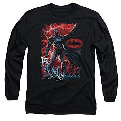 DC Batman Gotham Reign Long Sleeve T-Shirt