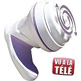 Sport-Elec Cellu Roll Masseur Rose/Blanc