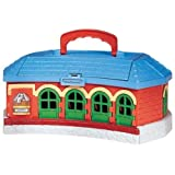 Take Along Thomas & Friends Work & Play Engine Shed Playsetby Learning Curve