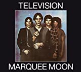 Television Marquee Moon by Television Original recording remastered, Original recording reissued, Extra tracks edition (2003) Audio CD