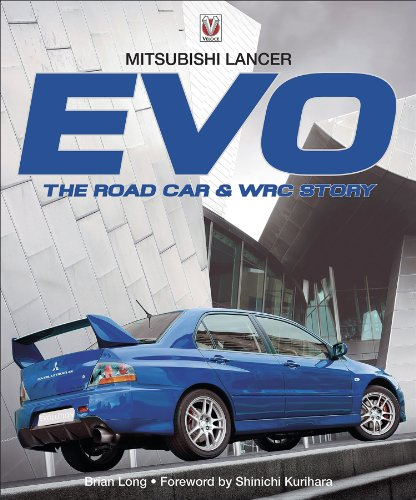 mitsubishi-lancer-evo-i-to-x-the-road-car-wrc-story-evo-i-to-evo-x-english-edition