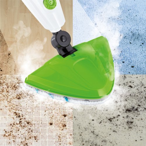 Cleanmaxx Dampfbesen 5-in-1*