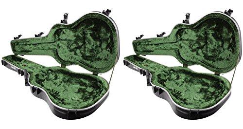 2-SKB-1SKB-16-Ovation-Shaped-Roundback-Guitar-Hard-Cases