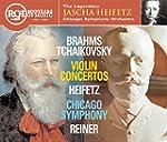 Brahms: Concerto in D; Tchaikovsky: C...