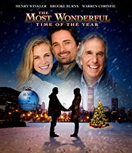The Most Wonderful Time Of The Year Blu-ray by Gaiam - Entertainment