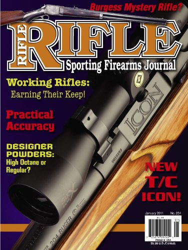 Rifle Magazine - January 2011 - Issue Number 254 (Ruger M77 Mark Ii compare prices)