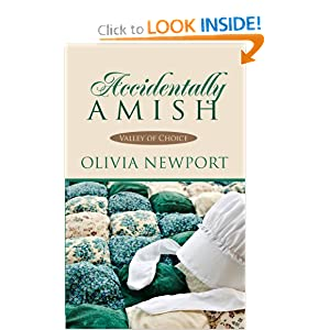 Accidentally Amish (Thorndike Press Large Print Christian Romance Series) Olivia Newport