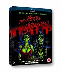 The Return of the Living Dead : Limited Special Edition Steelbook [Blu-ray] [1985]