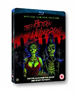 Return of the Living Dead: Steelbook [Blu-ray] [Import anglais]