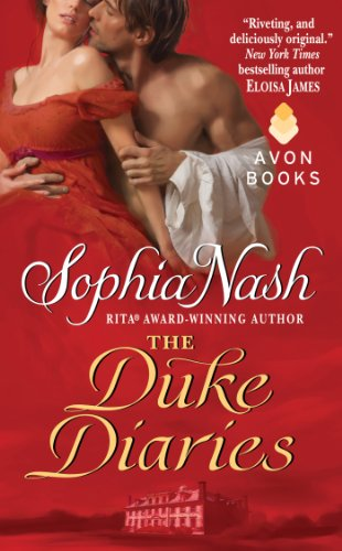 The Duke Diaries (Royal Entourage) by Sophia Nash