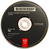 Software - Adobe Acrobat X Standard OEM