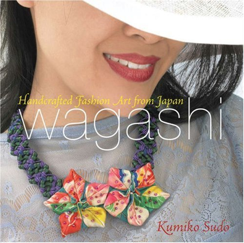 Wagashi: Handcrafted Fashion Art from Japan