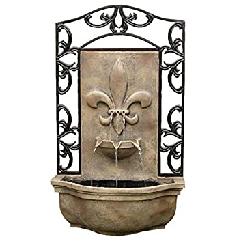 The Bordeaux - Outdoor Wall Fountain - 