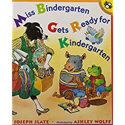 Miss Bindergarten Gets Ready for Kindergarten (Miss Bindergarten Books (Paperback))