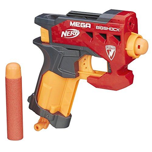 Nerf N-Strike Mega BigShock Blaster лук nerf n strike легкий