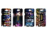 Wholesales 4pcs League of legends LOL Fashion Hard back cover skin case for samsung galaxy note n7100-n7ll4003