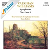 Vaughan Williams: Symphonies Nos. 5 and 9