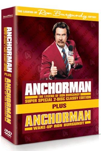 Anchorman [Special Edition]/Wa [Edizione: Regno Unito]