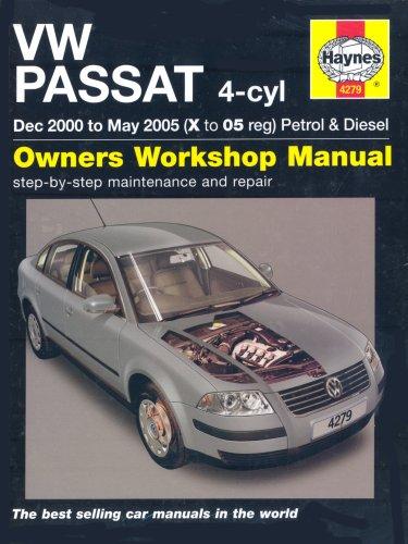 vw-passat-4-cyl-petrol-and-diesel-service-and-repair-manual-2000-2005-service-repair-manuals