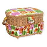 Lil Sew & Sew 42 Piece Sewing Basket Set