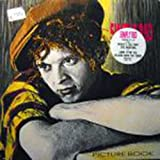 Simply Red Simply Red Picture Book LP Elektra EKT27 EX/EX 1985 German pressing with inner & insert