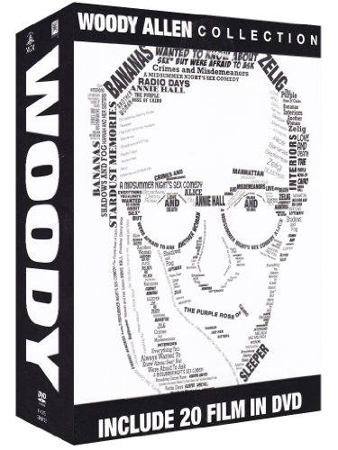 Woody Allen collection (edizione limitata) [20 DVDs] [IT Import]