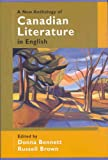 img - for A New Anthology of Canadian Literature in English book / textbook / text book