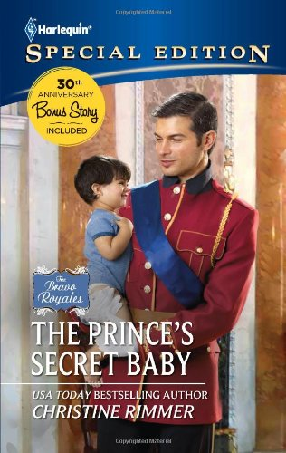 Image of The Prince's Secret Baby