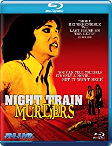 Night Train Murders [Blu-ray]