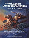 Legends & Lore (Advanced Dungeons & Dragons, 1st Edition)