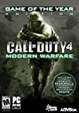 Call of Duty 4: Modern Warfare Game of the Year Edition 輸入版