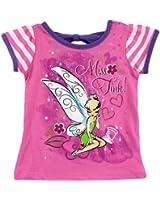Tinkerbell Toddler Pink T-Shirt