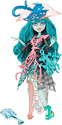 Monster High Haunted Vandala Doubloons Doll from Monster High