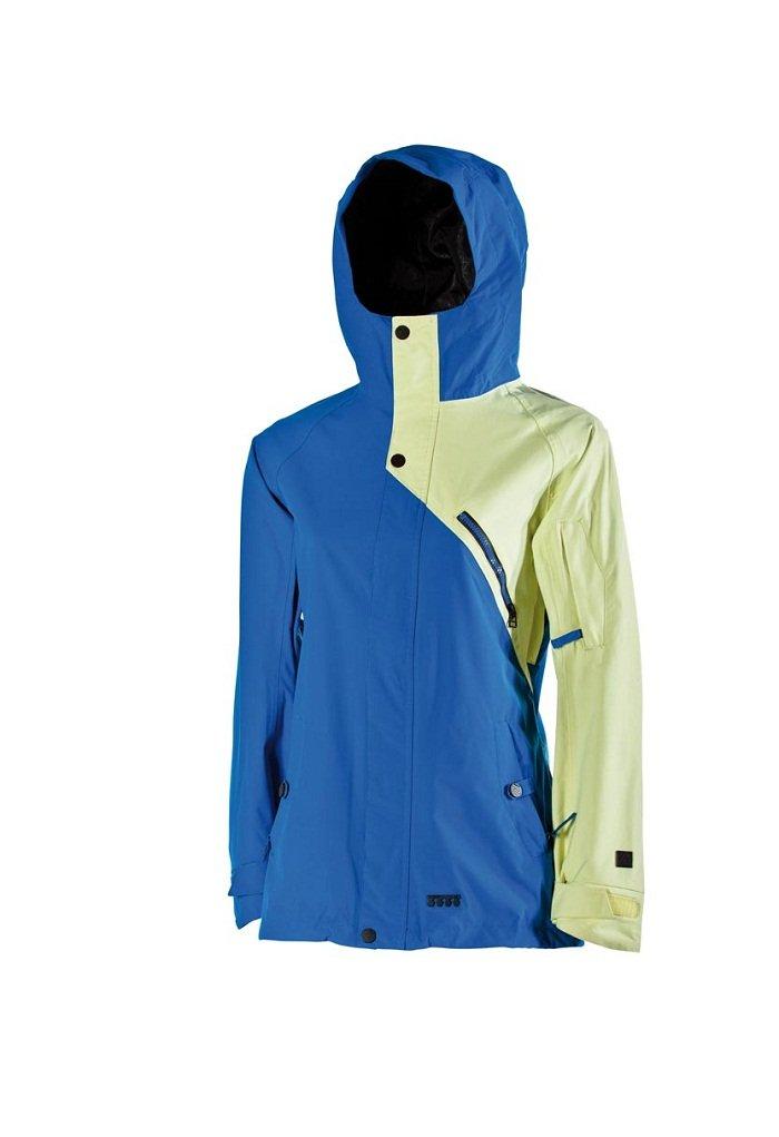 Nitro Elixer Damen Snowboard /Skijacke 2012/2013 Hero Blue Ripstop Gr: S bestellen