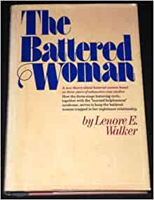 Essay/Term paper: Battered women's syndrome