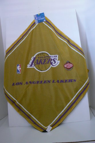 NBA Los Angeles Lakers Jersey Bandana at Amazon.com